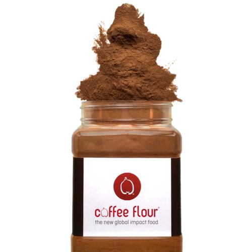 coffee-flour