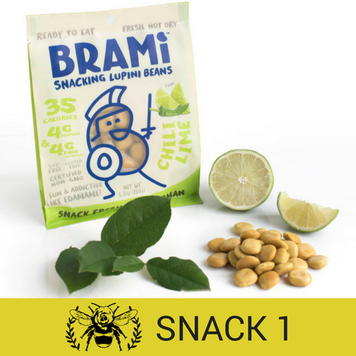 superfood snack brami lupini beans