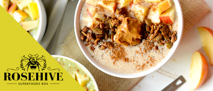 7 Mouth-Watering Fall Smoothie Bowls You Need To Try