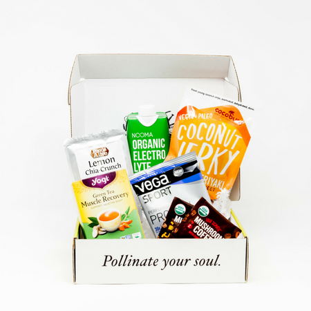 Fitness Lover Box Rosehive Superfoods Box Walmart