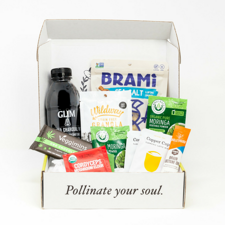 Healthy Trendsetter Rosehive Superfoods Box Walmart