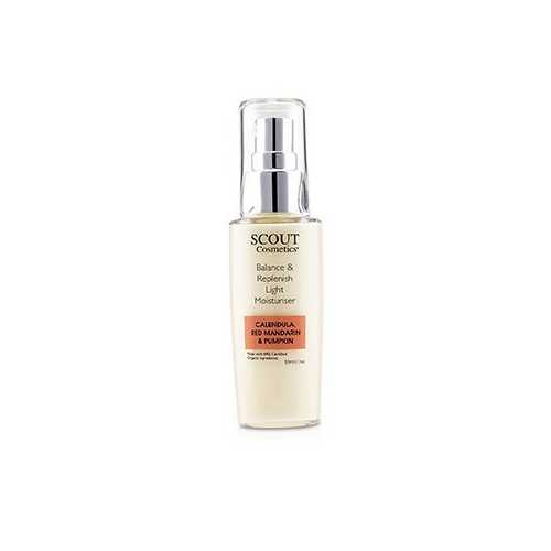 Balance & Replenish Light Moisturiser with Calendula, Red Mandarin & Pumpkin  50ml/1.7oz